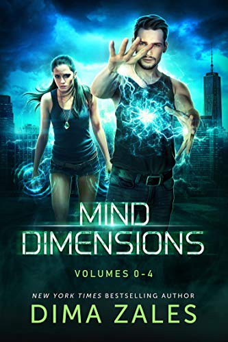 Mind Dimensions Omnibus: Volumes 0-4 for sale  Delivered anywhere in USA