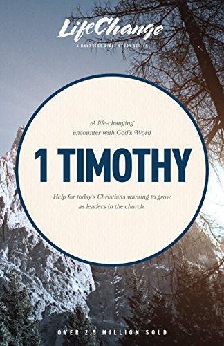 1 Timothy (LifeChange)