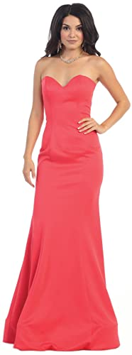 Royal Queen RQ7305 Simple yet Gorgeous Evening Gown