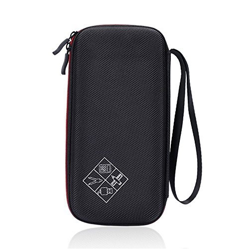 For Graphing Calculator Texas Instruments TI-84 / Plus CE Portable Hard Carrying Case Travel Bag Protective Pouch Box -Extra Room for Pen and Accessories