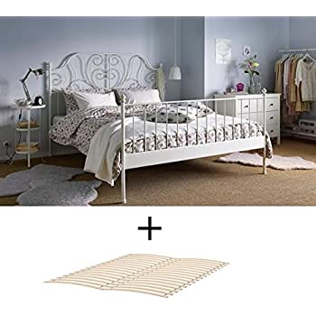 Amazon Com Ikea Full Size Metal Country Style Bed Frame
