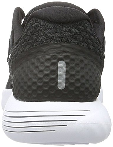 Baskets Sport Nike de White 8 Lunarglide Black anthracite Homme pour 6wwOREq