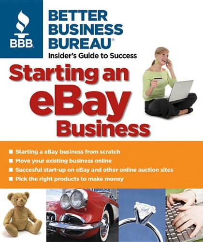 Read Online Starting an eBay Business pdf