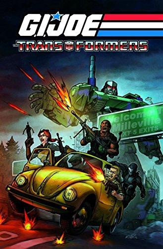 G.I. Joe / Transformers Volume 1