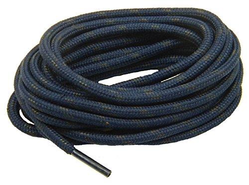 Black Kevlar GREATLACES TM proTOUGH Boot Pack Shoelaces Navy R Pair 2 w tEEwgqU