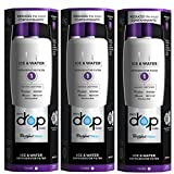 EveryDrop by Whirlpool Refrigerator Water Filter 1 (Pack of 3)