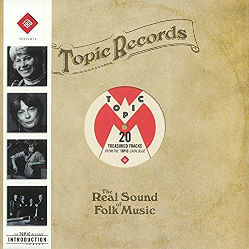 Vinilo : The Real Sound Of Folk Music (2 Disc)
