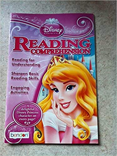 Disney Learning by bendon Publishing READING COMPREHENSION