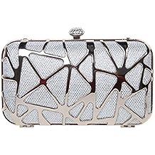 Fawziya Water Cube Mini Glitter Box Purse Fashion Clutch Bags For Women Evening Bags