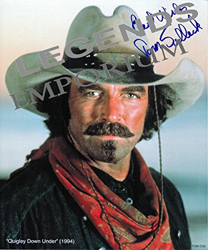 5d0ef61ae2f47 Image Unavailable. Image not available for. Color  TOM SELLECK QUIGLEY DOWN  ...