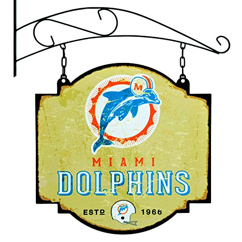 Nfl Miami Dolphins Charm (NFL Miami Dolphins Tavern Sign)