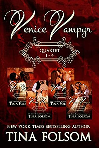 book cover of Venice Vampyr Quartet Vol 1 - 4