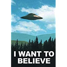 I Want To Believe TV Show Poster 12x18