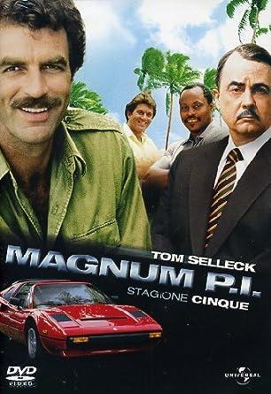 Magnum P DvditaliaAmazon iStagione 056 esJohn 4jRLqA35