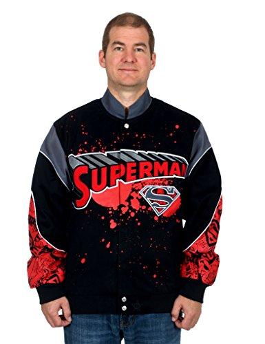 Superman Twill Jacket - 1