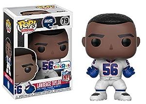 Funko POP! Football New York Giants Lawrence Taylor #79 (White Uniform)