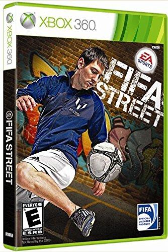 FIFA Street - Xbox 360 (Blue Logan Check)