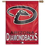 "Arizona Diamondbacks 2012 27"" X 37"" Vertical Banner Flag By Wincraft"