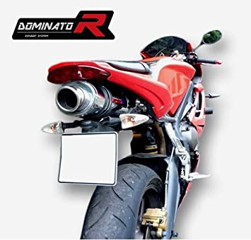 HP2 Dominator Auspuff TRIUMPH DAYTONA 675-12 DB KILLER