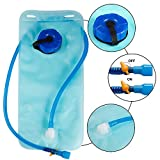 Finlon 2L Portable Outdoor Camping Hiking Riding Water Bag