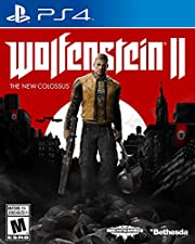 Wolfenstein 2: The New Colossus- PlayStation 4 - Standard Edition