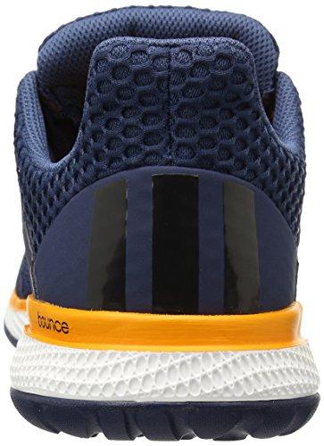 adidas-Performance-Mens-Energy-Bounce-20-Running-ShoeCollegiate-NavyNight-NavyOrange115-M-US
