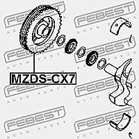 Crankshaft Pulley Engine Febest MZDS-CX7 OEM L3K9-11-400
