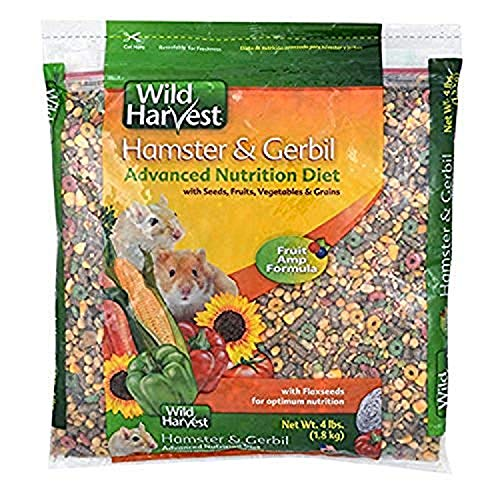 Wild Harvest Hamster And Gerbil Advanced Nutrition