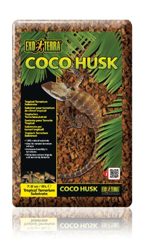 Exo Terra Coco Husk, 7.2-Quart
