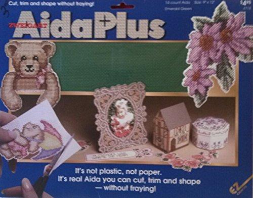 Zweigart, Aida Plus, 14 Count Aida Size: 9