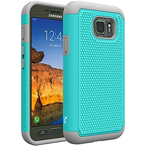 Galaxy S7 Active Case, Tauri [Drop Protection] Protective Case [Shockproof] Hybrid Defender Armor Case Cover For Sales