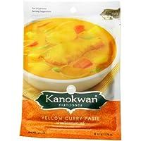 Kanokwan咖喱皇牌黄咖喱酱50g(泰国进口)