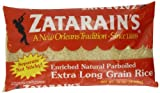 Zatarain's Extra Long Grain Parboiled Rice, 10 Pounds