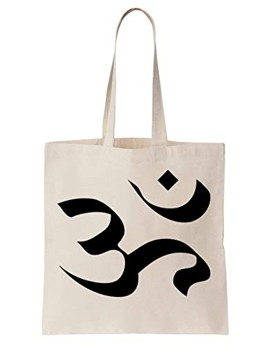 KRISSY Chaos Symbol Aincient Calm Yoga Algodón Bag Tote Bag ...