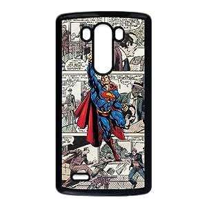 Marvel comic LG G3 Cell Phone Case Black JR5201326