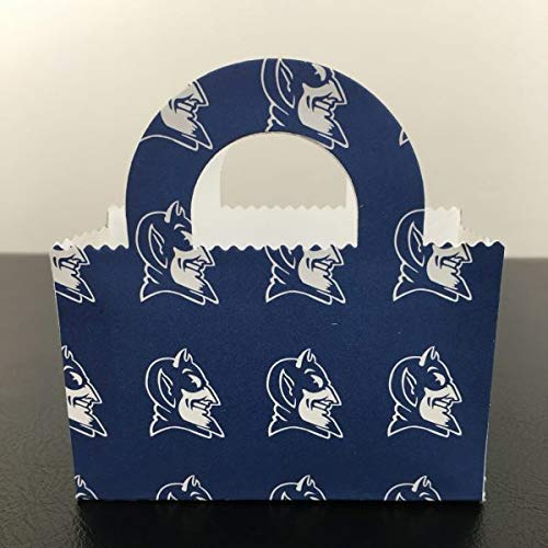 Duke Blue Devils Party Bag, Favor Bag, Gift Card Holder, Money ()