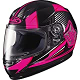 HJC Closeouts CL-Y Striker MC-8 Youth Motorcycle Riding H...