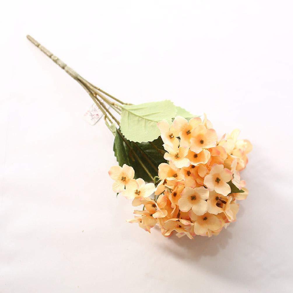 Artificial Hydrangea Flower Arranging Artificial Flower Valentine's Day