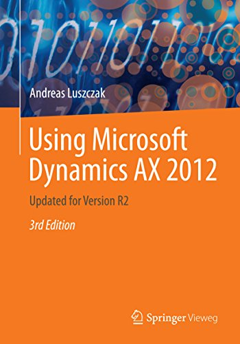 Using Microsoft Dynamics AX 2012: Updated for Version R2 Pdf
