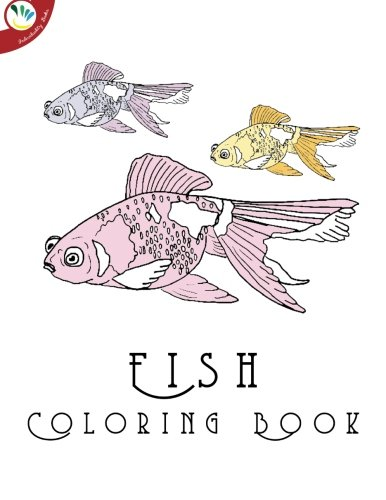 Download Fish Coloring Book for Adults PDF