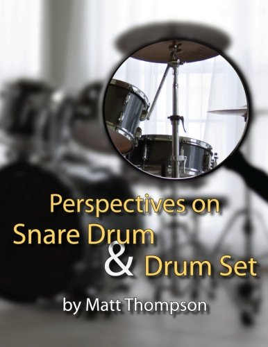 Perspective on Snare Drum & Drum Set
