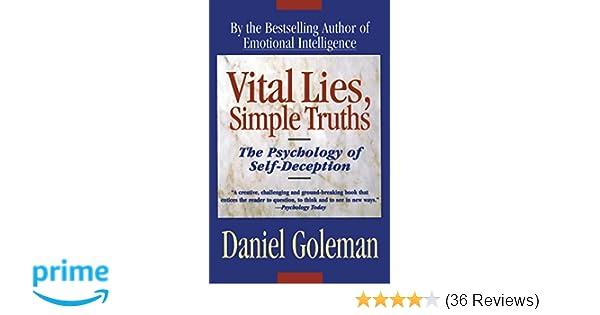 daniel goleman vital lies simple truths pdf