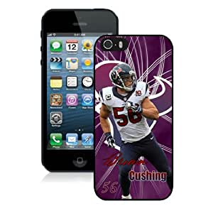 Houston Texans Brian Cushing Iphone 5C Case High Quality Phone Cover By CooCase