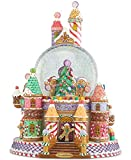 Christopher Radko Sweet Village Surprise Snowglobe