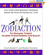 Zodiaction: Fat-Burning Fitness Tailored to Your Personal Star Quality (Paperback)