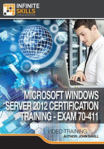 Learning Microsoft Windows Server 2012 Certification - Exam 70-411 [Online Code] by Infiniteskills