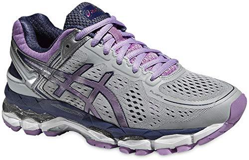 Colbalt De Grey Asics Femme Silver Deep Entrainement Chaussures Violet Gel Running kayano 22 I4qw4g7n6