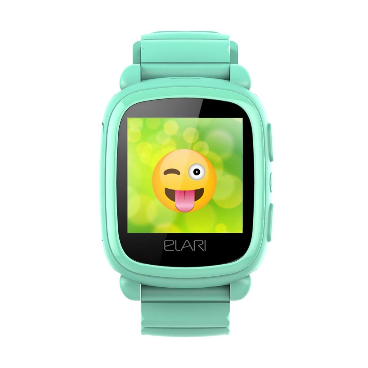 Elari KidPhone 2 Reloj Inteligente Verde TFT 3,66 cm (1.44