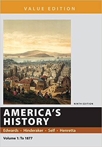 Amazon americas history value edition volume 1 ebook americas history value edition volume 1 9th edition kindle edition fandeluxe Image collections