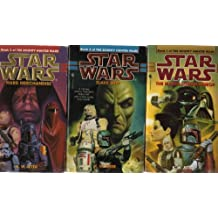 The Bounty Hunter Wars Trilogy (The Mandalorian Armor, Slave Ship, Hard Merchandize, 3 books)